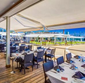 Venue Montys Restaurant